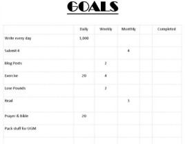 GOALS 2b